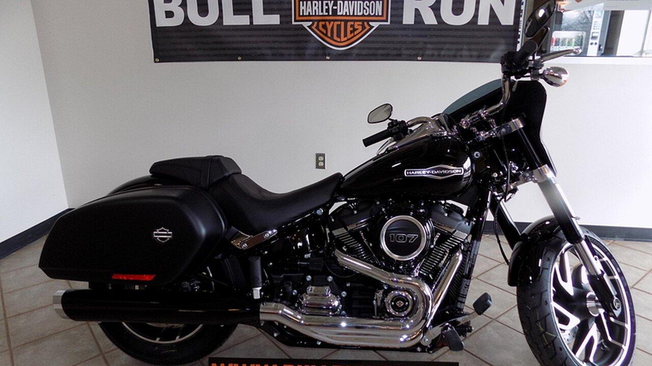 2018 Harley-Davidson Softail for sale 200609528