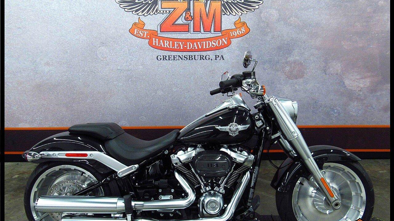 2018 Harley-Davidson Softail for sale 200621277