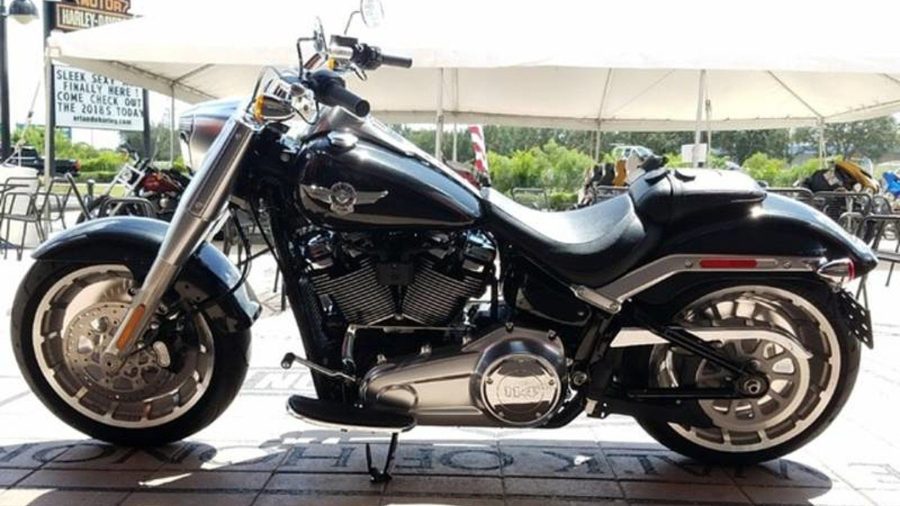 2018 Harley-Davidson Softail for sale near Kissimmee