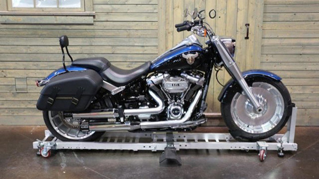 2018 Harley-Davidson Softail 115th Anniversary Fat Boy 114 for sale 200655614