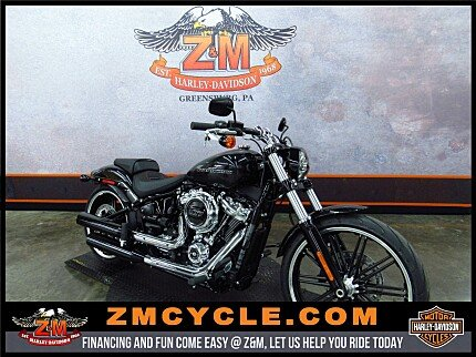 2018 Harley-Davidson Softail for sale 200493862