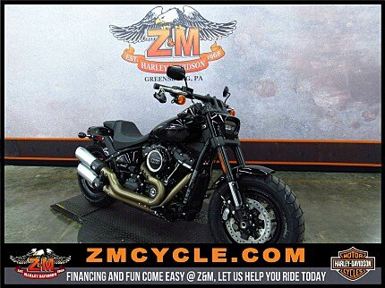 2018 Harley-Davidson Softail for sale 200497430