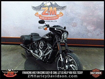 2018 Harley-Davidson Softail for sale 200508351