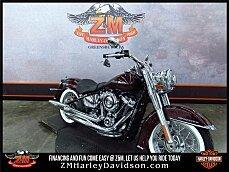 2018 Harley-Davidson Softail for sale 200523267