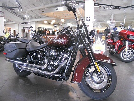 2018 Harley-Davidson Softail for sale 200534120