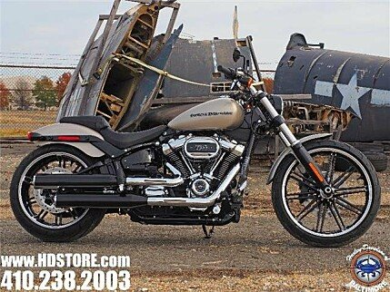 2018 Harley-Davidson Softail Breakout 114 for sale 200560091