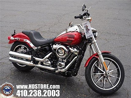 2018 Harley-Davidson Softail Low Rider for sale 200586304