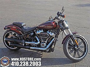 2018 Harley-Davidson Softail Breakout 114 for sale 200589334