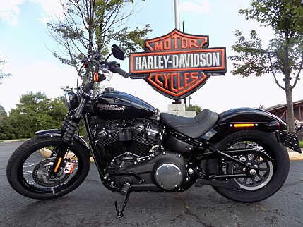 2018 Harley-Davidson Softail for sale 200609529