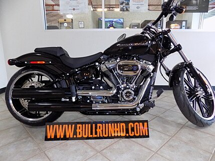 2018 Harley-Davidson Softail for sale 200609534