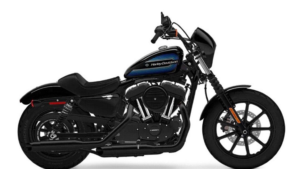 2018 Harley-Davidson Sportster Iron 1200 for sale 200548227