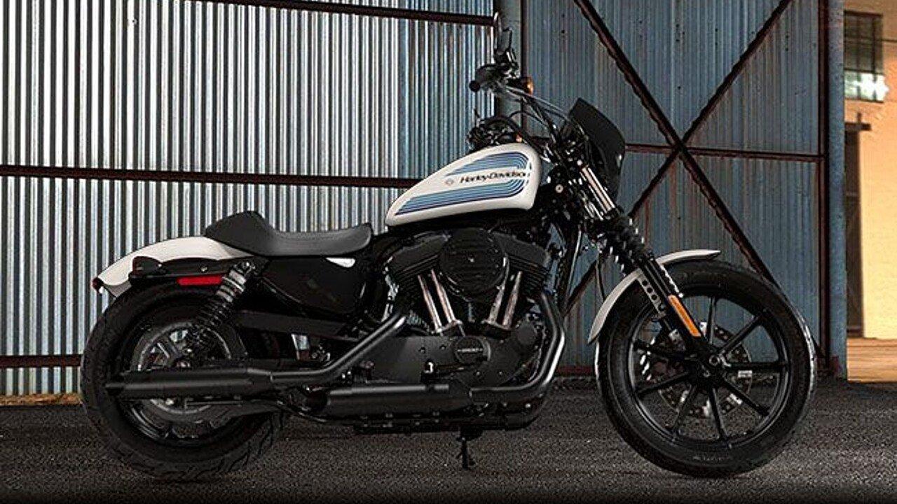 2018 Harley-Davidson Sportster Iron 1200 for sale 200593617