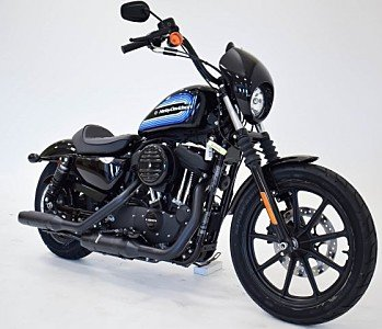 2018 Harley-Davidson Sportster Iron 1200 for sale 200594563
