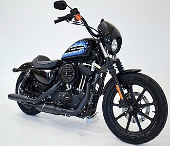 2018 Harley-Davidson Sportster Iron 1200 for sale 200594564