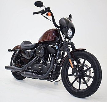 2018 Harley-Davidson Sportster Iron 1200 for sale 200594573