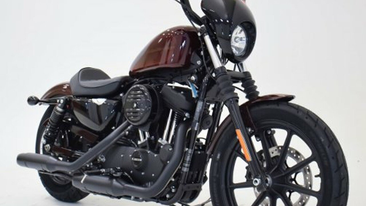 2018 Harley-Davidson Sportster Iron 1200 for sale 200594573