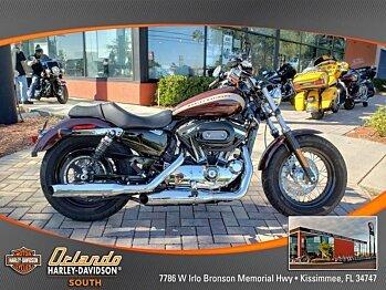 2018 Harley-Davidson Sportster 1200 Custom for sale 200662442