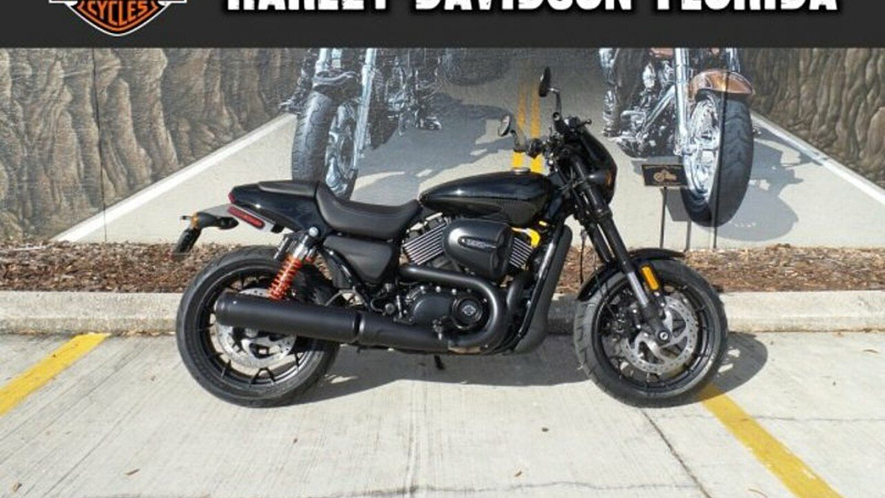 2018 Harley-Davidson Street 500 for sale 200533659