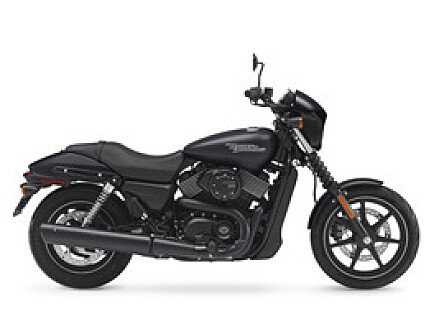 2018 Harley-Davidson Street 750 for sale 200530183