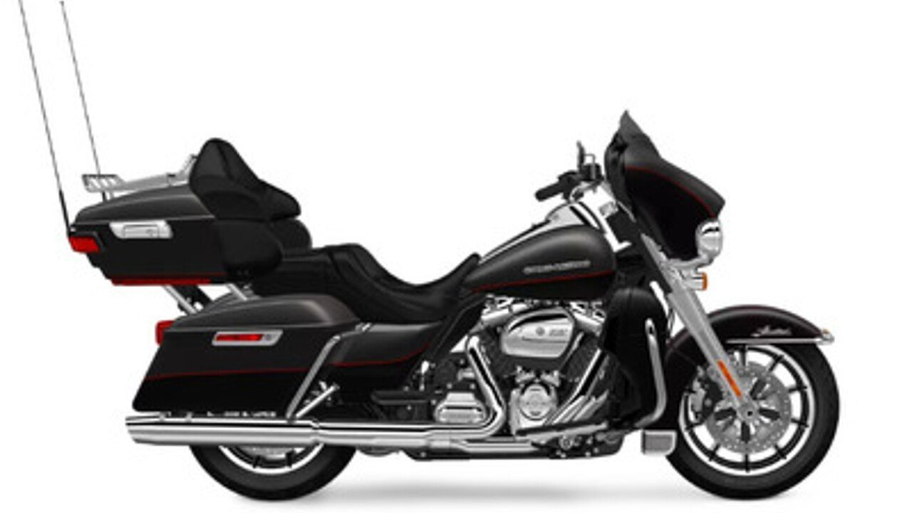 2018 Harley-Davidson Touring for sale 200488050