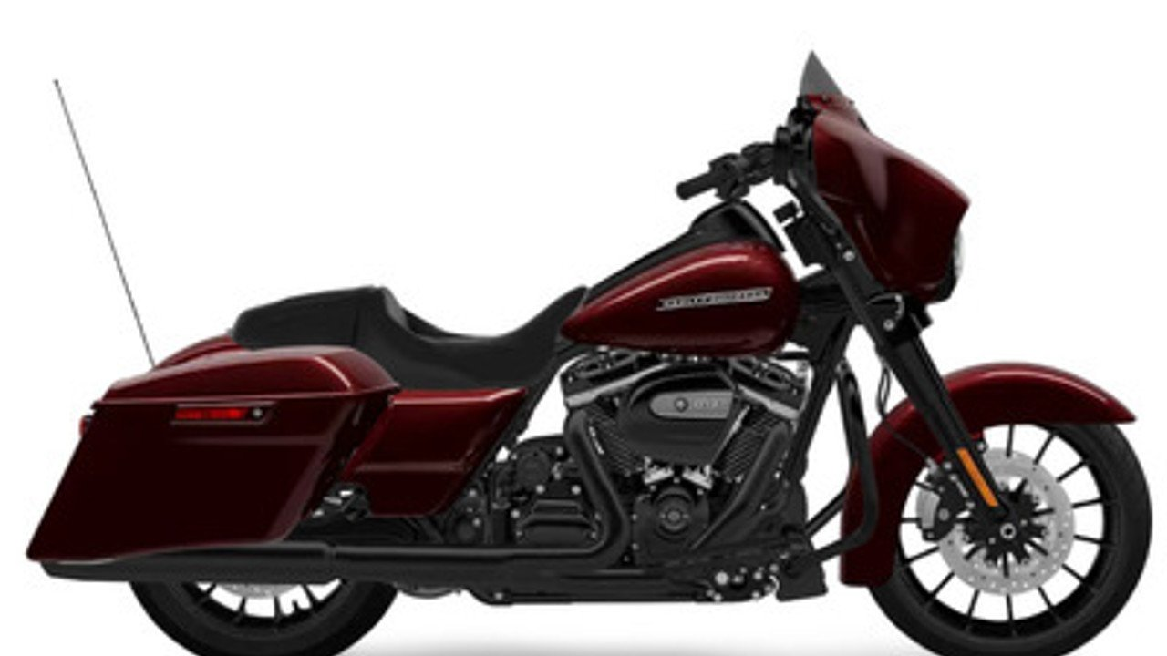 2018 Harley-Davidson Touring for sale 200488052