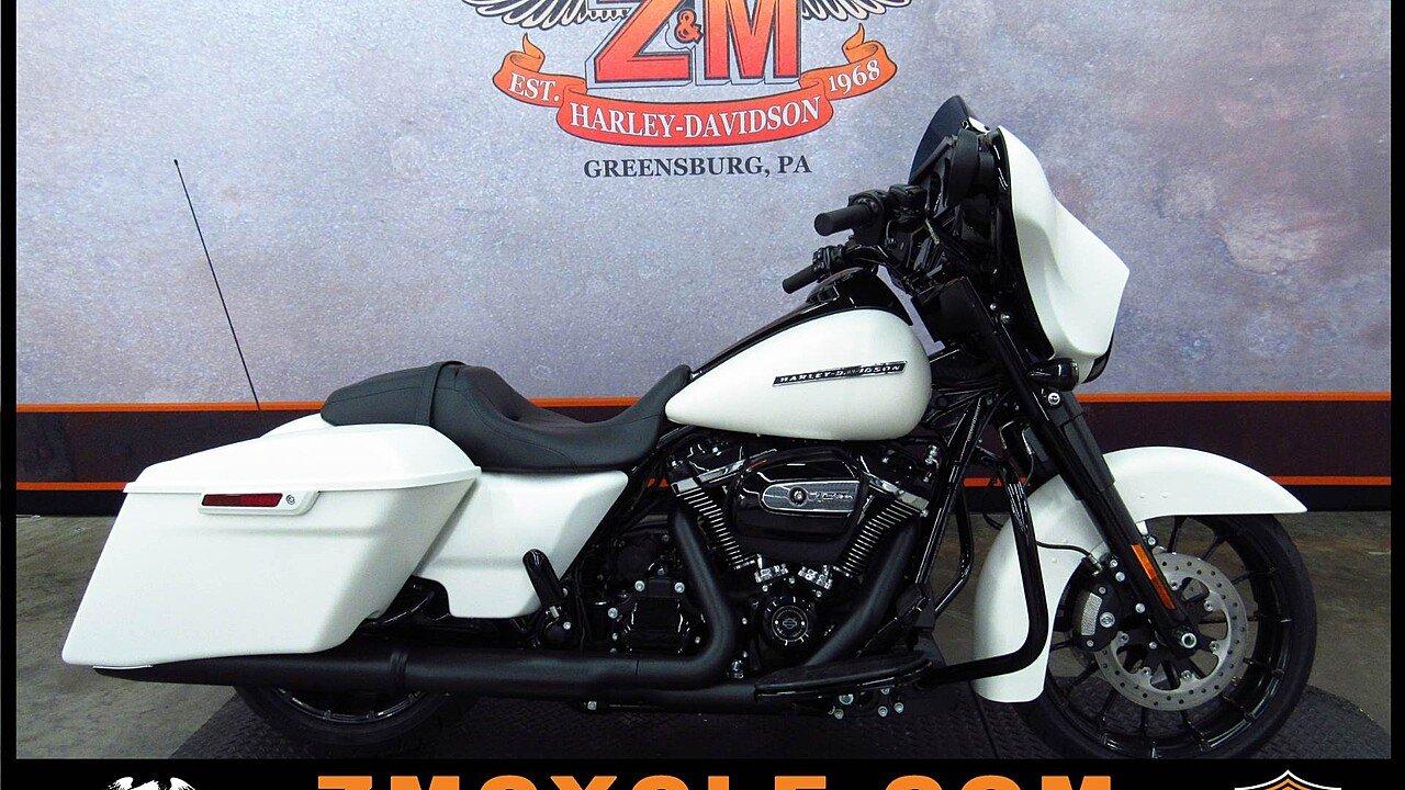 2018 Harley-Davidson Touring for sale 200493687