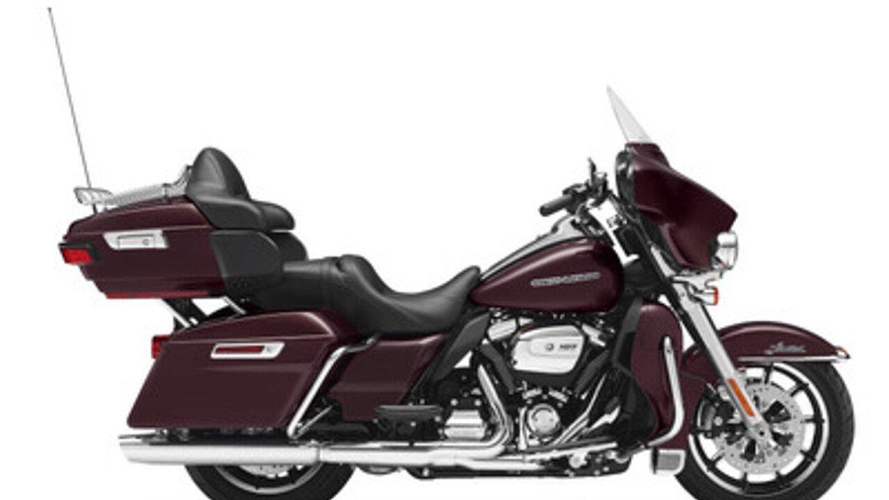 2018 Harley-Davidson Touring for sale 200495841