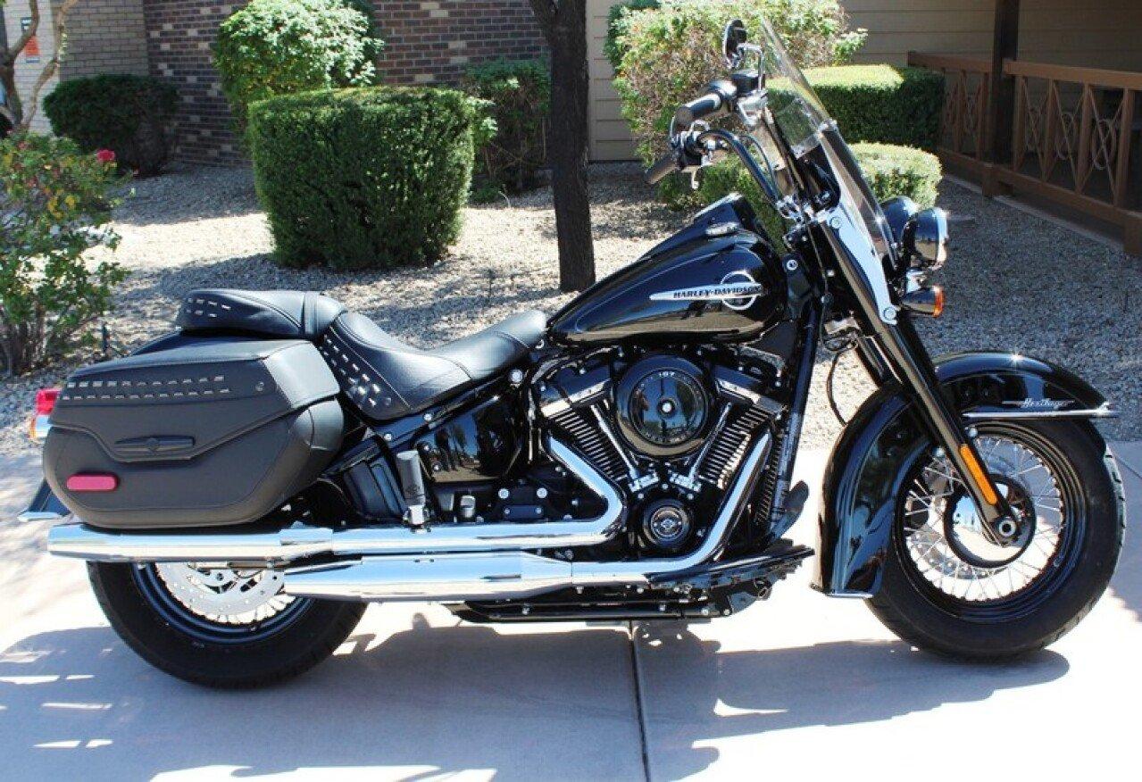 Chandler Harley Davidson 2018 Harley Davidson Touring For