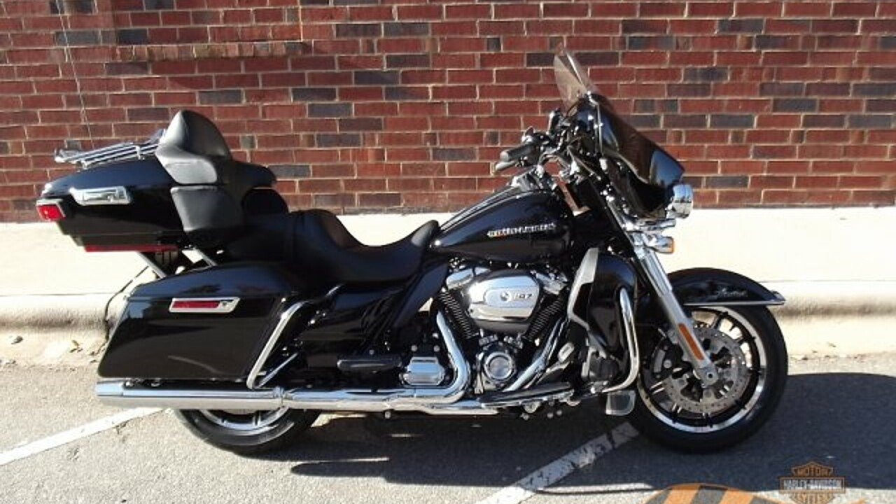 2018 Harley-Davidson Touring Ultra Limited for sale 200499744