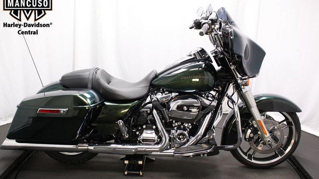 2018 Harley-Davidson Touring Street Glide for sale 200503047