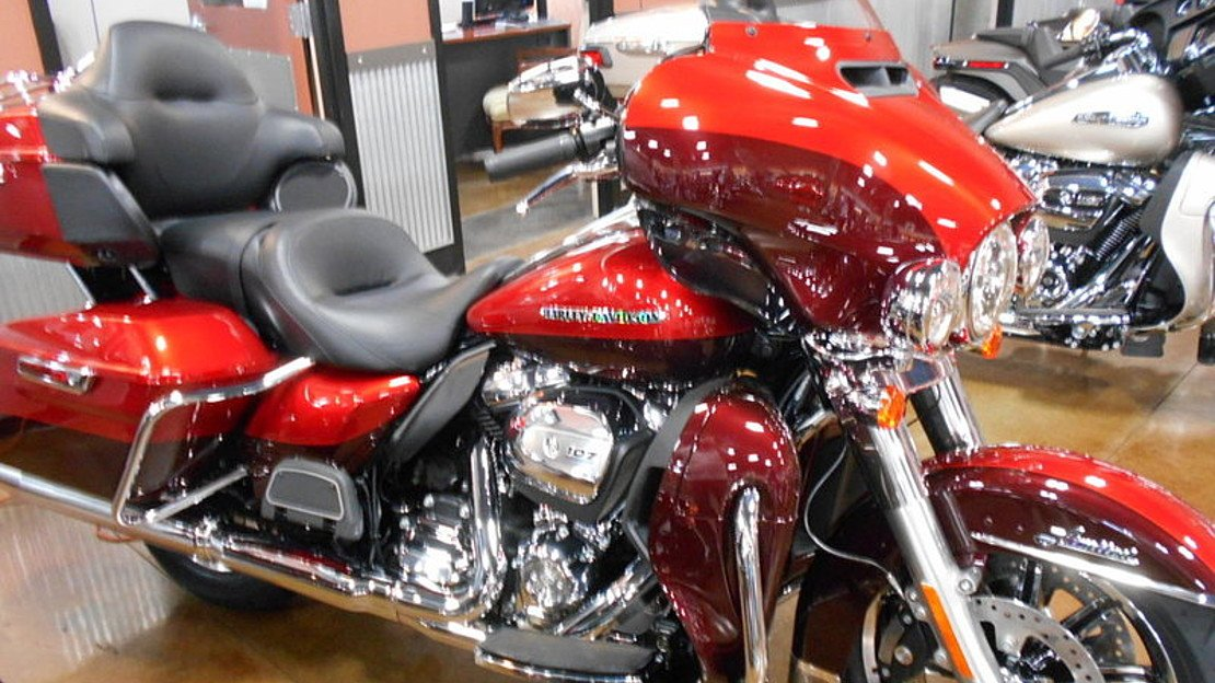 2018 Harley-Davidson Touring for sale 200506875