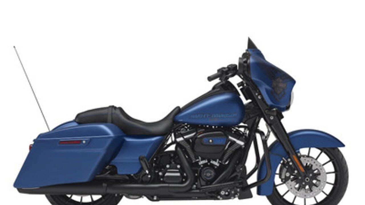 2018 Harley-Davidson Touring for sale 200515050