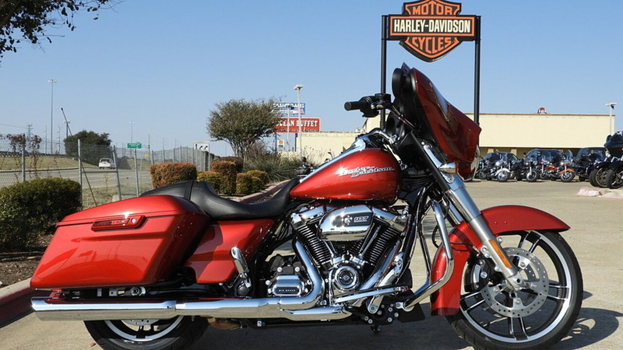 2018 Harley-Davidson Touring Street Glide for sale 200515071
