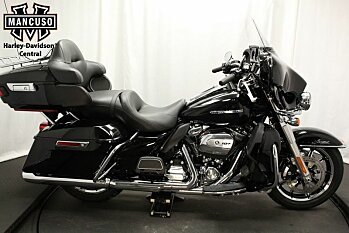 2018 Harley-Davidson Touring Ultra Limited for sale 200516259