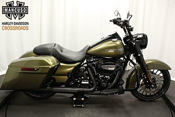 2018 Harley-Davidson Touring for sale 200521036
