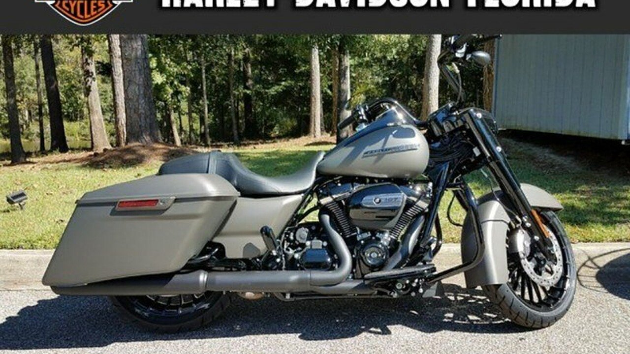 2018 Harley-Davidson Touring Road King Special for sale 200521632