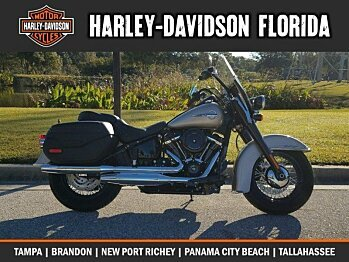2018 Harley-Davidson Touring Heritage Classic for sale 200523411