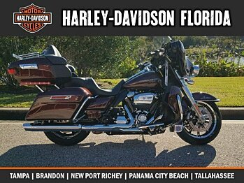 2018 Harley-Davidson Touring for sale 200523469