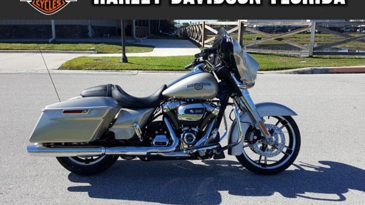 2018 Harley-Davidson Touring for sale 200523483