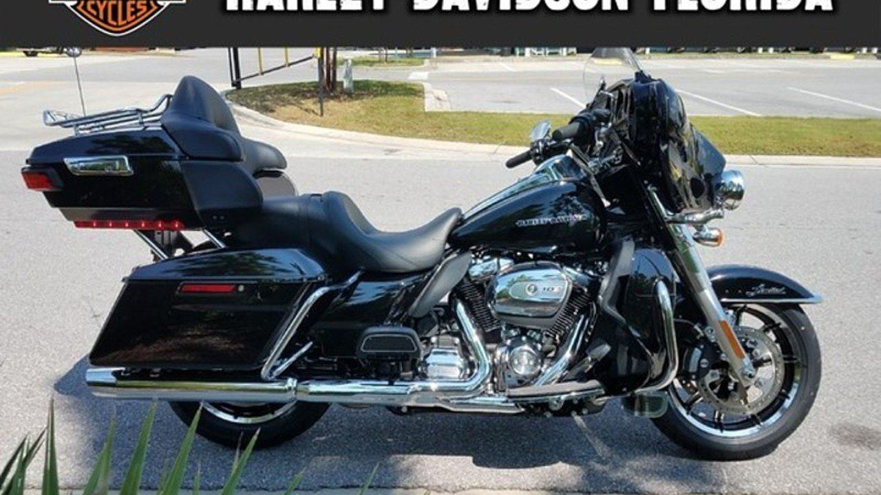 2018 Harley-Davidson Touring Ultra Limited for sale 200523587