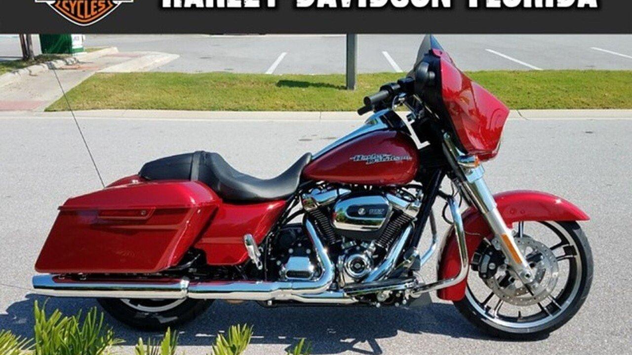 2018 Harley-Davidson Touring Street Glide for sale 200523589
