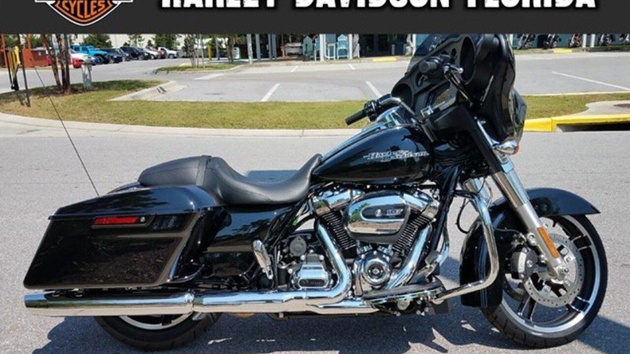 2018 Harley-Davidson Touring Street Glide for sale 200523705