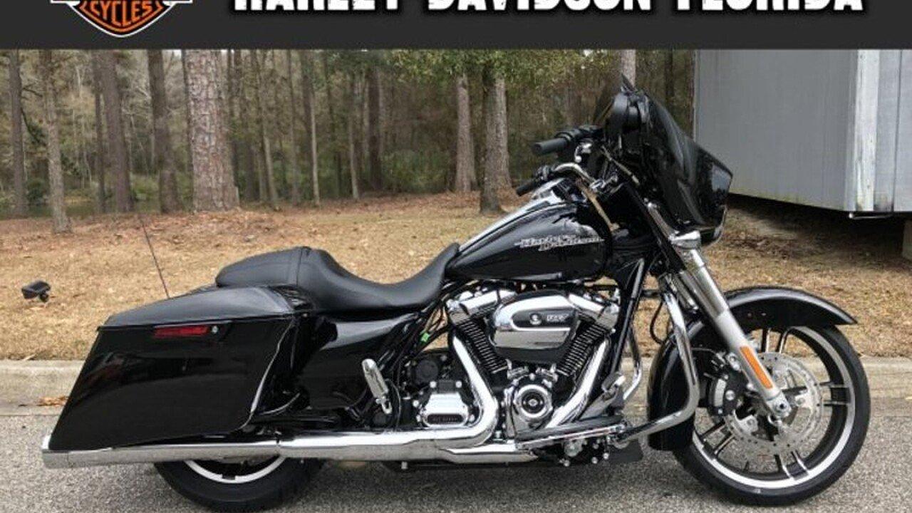 2018 Harley-Davidson Touring Street Glide for sale 200523929