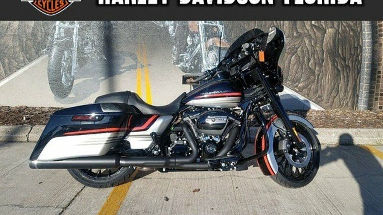 2018 Harley-Davidson Touring Street Glide Special for sale 200525233