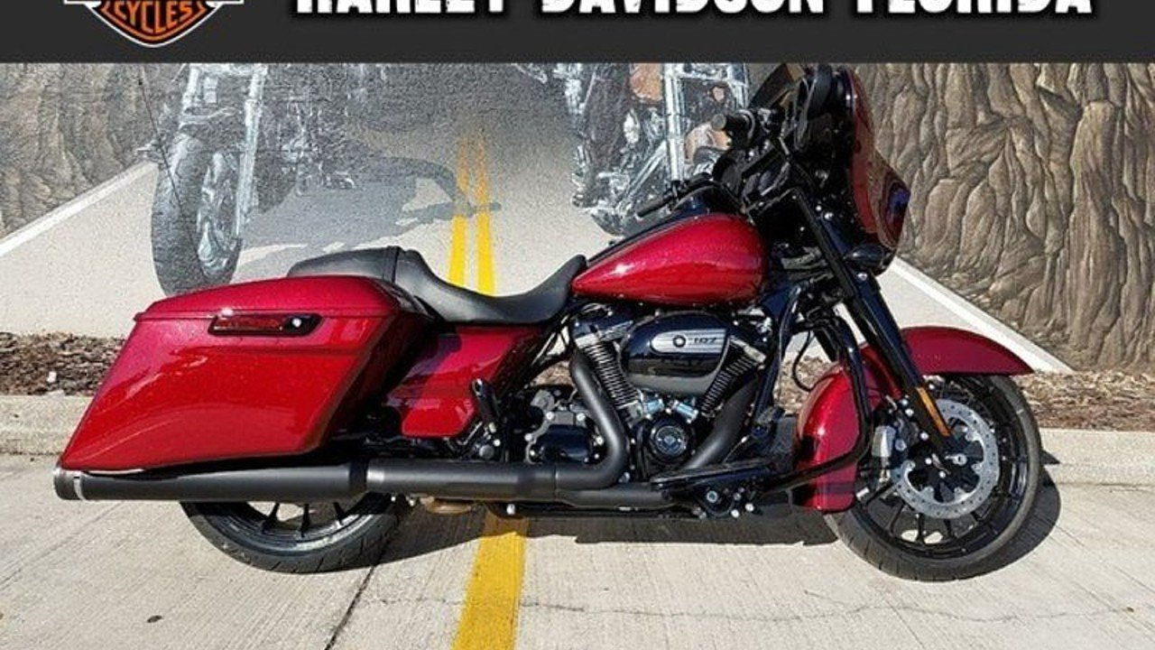2018 Harley-Davidson Touring Street Glide Special for sale 200525314