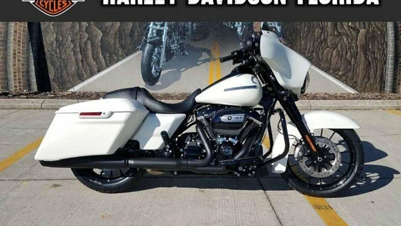 2018 Harley-Davidson Touring Street Glide Special for sale 200525325