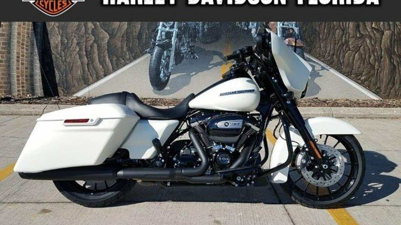 2018 Harley-Davidson Touring Street Glide Special for sale 200525327