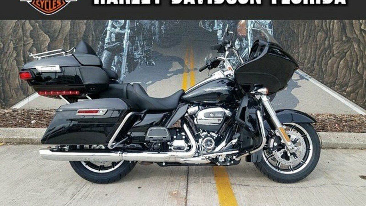 2018 Harley-Davidson Touring Road Glide Ultra for sale 200525331