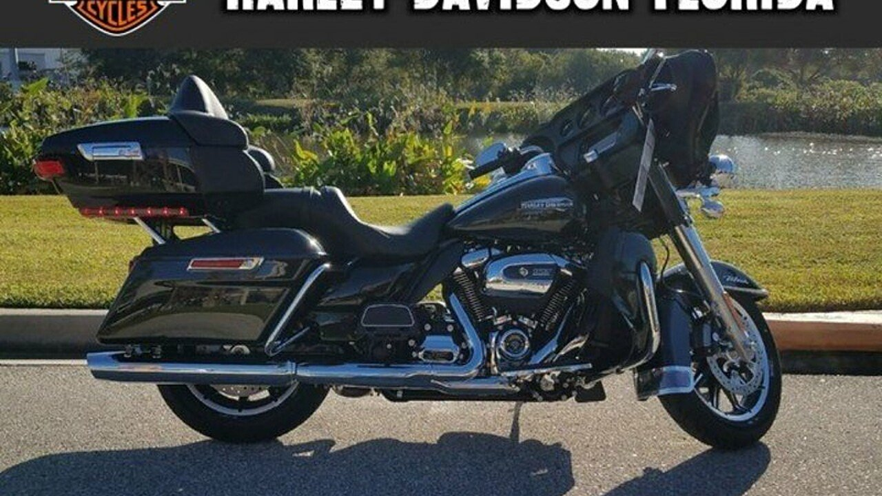 2018 Harley-Davidson Touring Electra Glide Ultra Classic for sale 200525933