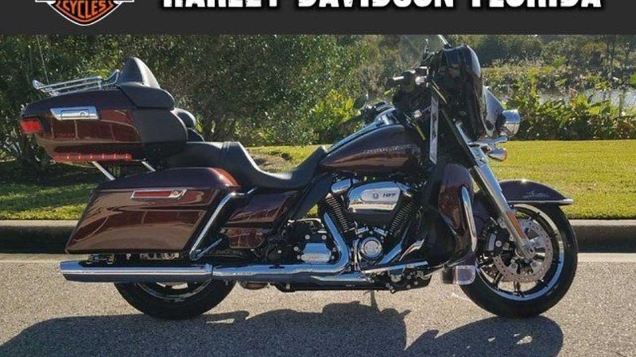 2018 Harley-Davidson Touring Ultra Limited Low for sale 200525936